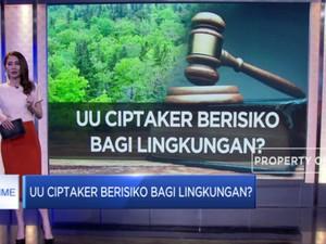 UU Ciptaker Berisiko Bagi Lingkungan?