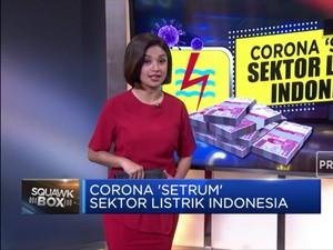 Corona 'Setrum' Sektor Listrik Indonesia