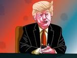 Belum Sembuh, Trump Sudah Bikin Onar di Twitter & Facebook!