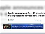 Bersiap! IPhone Terbaru Meluncur 13 Oktober
