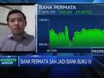 Sah Jadi Bank Buku 4, Analis: Tren Pertumbuhan BNLI Positif