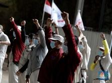 Heboh! Pabrik Bekasi Ramai-ramai Protes Gegara WFH 75%