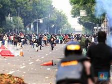 Demo Makin Parah, MRT Cuma Layani Rute Lebak Bulus - Blok M
