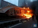 Terdampak Demo Rusuh Kemarin, Apa Kabar Operasional MRT & TJ?