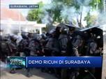 Demo Ricuh Di Surabaya