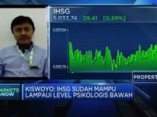 Investor Mulai Yakin Dengan Kondisi Pasar, IHSG Menghijau