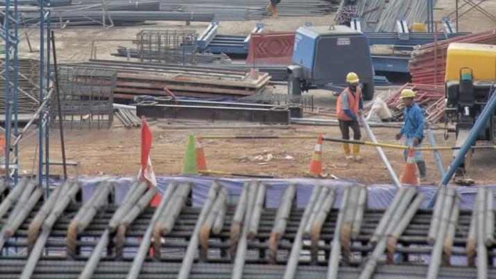 Kementerian Pekerjaan Umum dan Perumahan Rakyat (PUPR) telah memulai pembangunan Jalan Tol Serpong - Balaraja sepanjang 39,80 Km yang menghubungkan wilayah Barat Jakarta, tepatnya dari Kota Tangerang Selatan dengan Kabupaten Tangerang. Dok: PUPR