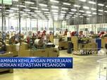 Pemerintah Siapkan Modal Jaminan Kehilangan Pekerjaan
