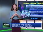 Racikan Vaksinasi Corona Ala Jokowi
