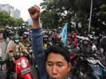 Detik-detik Pengesahan UU Cipta Kerja Hingga Demo Rusuh DKI
