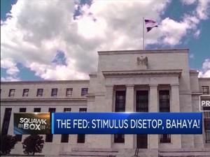 The Fed: Stimulus Disetop, Bahaya!