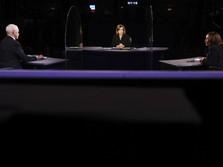 Ini Hasil Debat Mike Pence-Kamala Harris: Corona Hingga Lalat