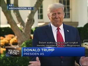 Trump: Covid-19 Membawa Berkah