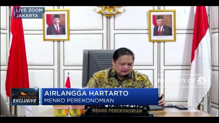 UU Ciptaker Condong ke Pengusaha? Ini Jawaban Menko Airlangga(CNBC Indonesia TV)