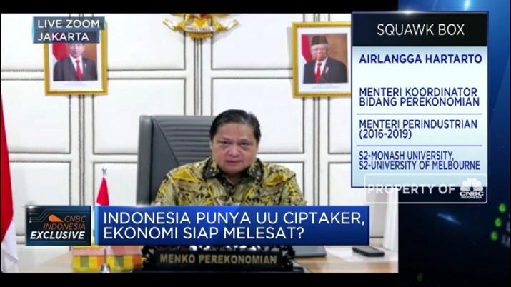 UU Ciptaker Disahkan, Industri Padat Karya  Siap Masuk ke RI?(CNBC Indonesia TV)