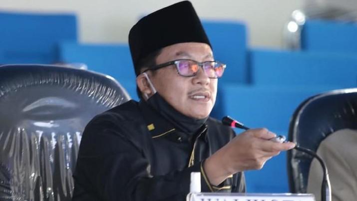 Wali Kota Malang (Foto file: Muhammad Aminudin/detikcom)