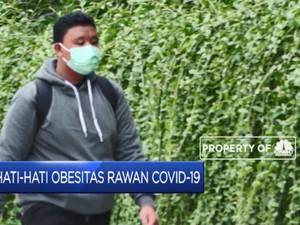 Hati-Hati Obesitas Rawan Covid-19
