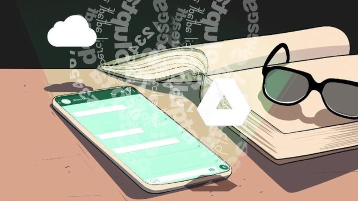 INFOGRAFIS, Waspada!, Hacker Bisa Curi Data Whatsapp Kamu Kalau Kamu Lakuin Ini