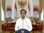 Jokowi Soal Vaksin: Jangan Buru-buru, Perhatikan Kehalalannya