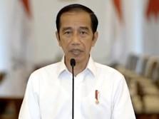 Jokowi Persilakan Penolak UU Ciptaker Ajukan Uji Materi ke MK