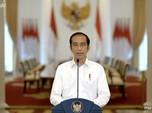Begini Pernyataan Utuh Jokowi soal UU Ciptaker, Anda Setuju?
