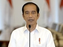 Jokowi Sebut 2 Provinsi Jadi Contoh Pengendalian Covid-19
