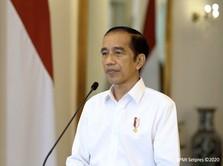 Jokowi Tagih Peta Jalan Imunisasi Covid-19 ke Para Menteri
