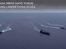 Kanada Minta NATO Turun Gunung Vs China di Laut China Selatan
