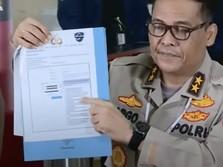 Seram! Polisi Amankan 796 Orang Perusuh dari Kelompok Anarko
