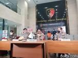 Polri Tangkap Tersangka Penyebar Hoax UU Omnibus Ciptaker