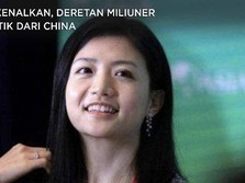 Perkenalkan, Deretan Miliuner Cantik dari China