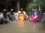 Musim Banjir, Waspada Wabah Covid-19 di Klaster Pengungsian