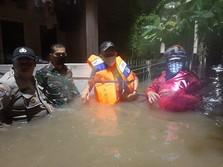 Tips Sederhana Cegah Covid-19 & Penyakit saat Musim Banjir