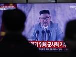 Geger Dunia Persilatan, Kim Jong Un Nangis Depan Umum, Why?