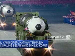 Begini Penampakan Misil Terbaru Korea Utara