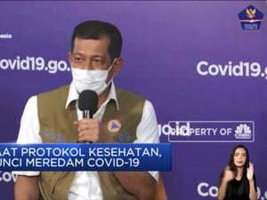 Taat Protokol Kesehatan Kunci Meredam Covid-19