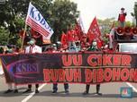 Bakal Ada 35 PP Omnibus Law, Buruh Masih Minat Ikut Bahas?