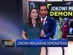 Jokowi Menjawab Demonstran