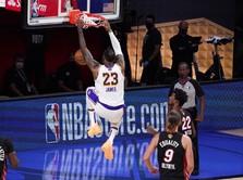 LeBron James Vs Kevin Durant, Siapa Bayarannya Paling Tinggi?