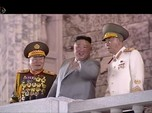 Bikin Heboh, Kim Jong Un Bikin Hajatan Besar di Tengah Covid