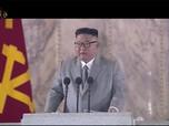 Saat Kim Jong Un Nangis, Minta Maaf Belum Bisa Memuaskan