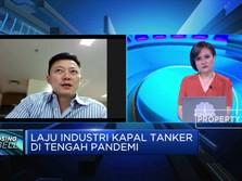 Pandemi, Bisnis Kapal Tanker Andalkan Kontrak Angkut