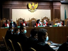 Setelah Bentjok, Heru Hidayat Sembuh Covid-19 & Siap Sidang