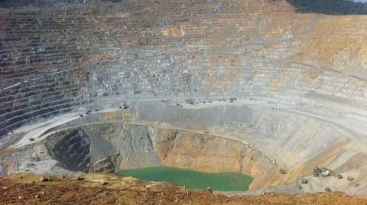 Tambang Batu Hijau, Sumbawa/Dok Amman Mineral, Detik