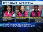 3 Mantan Pejabat Jiwasraya Divonis Penjara Seumur Hidup
