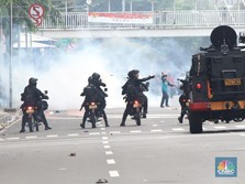 Demo Rusuh Lagi, MRT Jakarta Mendadak Tutup Cepat
