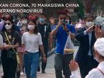 Bukan Corona, 70 Mahasiswa China 'Diserang' Norovirus
