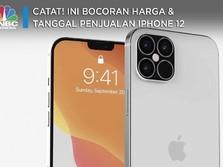 Catat! Ini Bocoran Harga & Tanggal Penjualan iPhone 12