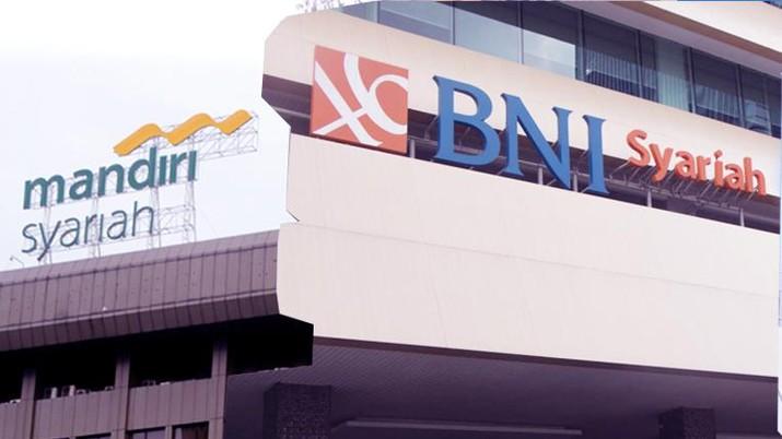 cover topik/ Merger bank syariah bumn_dalam