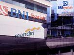 BRI, BMRI & BNI Jadi Pemegang Saham Bank Syariah Terbesar RI